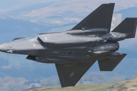 Lockheed Martin F-35A Lightning II - 14-5098 operated by US Air Force (USAF)