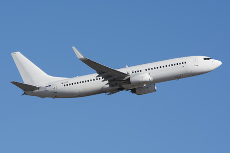 Boeing 737-800 - OM-GTF operated by Go2Sky