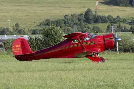 Beechcraft D17S Staggerwing - N16S operated by Private operator