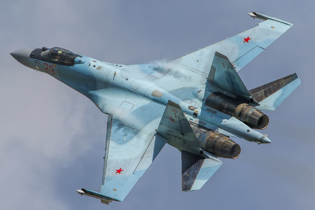 Sukhoi Su-35S - RF-95475 operated by Voyenno-vozdushnye sily Rossii (Russian Air Force)