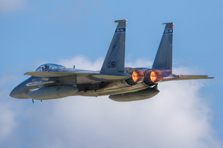McDonnell Douglas F-15C Eagle - 86-0161 operated by Florida Air National Guard (FLANG)