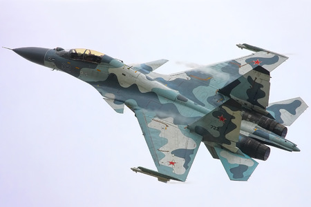 Sukhoi SU-30MK - 02 operated by Sukhoi Design Bureau
