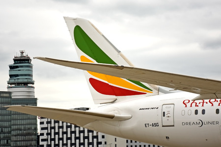 Boeing 787-8 Dreamliner - ET-ASG operated by Ethiopian Airlines