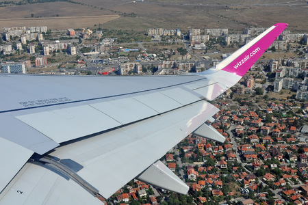 Airbus A320-232 - HA-LYS operated by Wizz Air