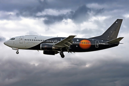 Boeing 737-300QC - G-POWC operated by Titan Airways