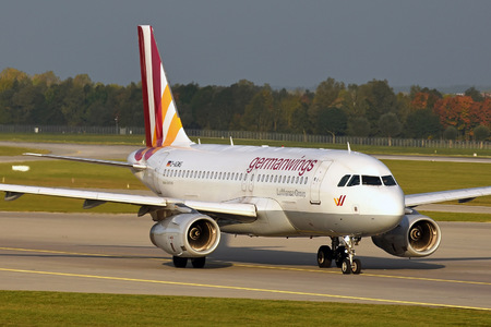 Airbus A319-132 - D-AGWS operated by Germanwings