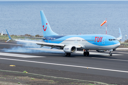 Boeing 737-800 - G-TAWH operated by TUIfly