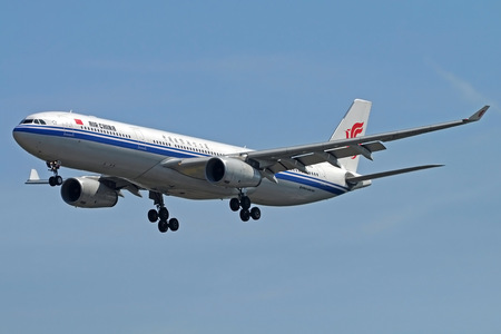 Airbus A330-343 - B-5916 operated by Air China