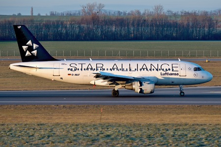 Airbus A319-114 - D-AILF operated by Lufthansa