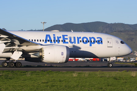Boeing 787-8 Dreamliner - EC-MIG operated by Air Europa