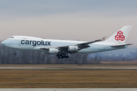 Boeing 747-400F - LX-FCL operated by Cargolux Airlines International