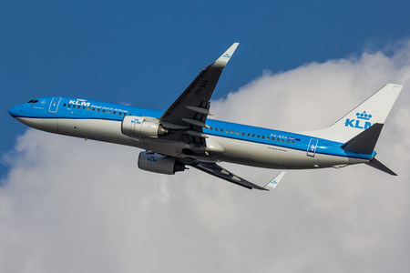 Boeing 737-800 - PH-BXA operated by KLM Royal Dutch Airlines