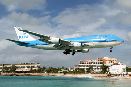 Boeing 747-400 - PH-BFL operated by KLM Royal Dutch Airlines