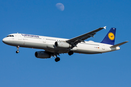 Airbus A321-131 - D-AIRR operated by Lufthansa