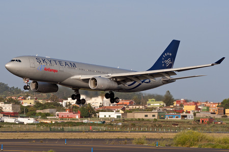 Airbus A330-243 - EC-LNH operated by Air Europa