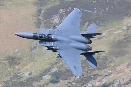McDonnell Douglas F-15E Strike Eagle - 91-0326 operated by US Air Force (USAF)