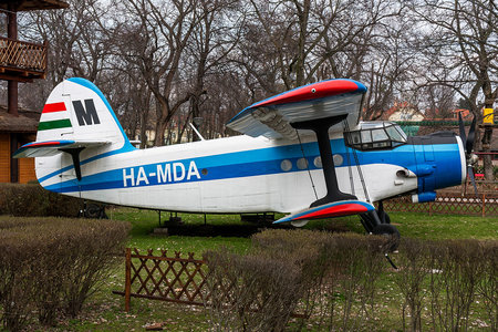 PZL-Mielec An-2R - HA-MDA operated by Private operator