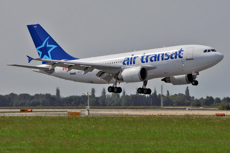 Airbus A310-304 - C-GTSH operated by Air Transat