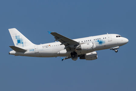 Airbus ACJ319-115X - D-ALXX operated by K5-Aviation
