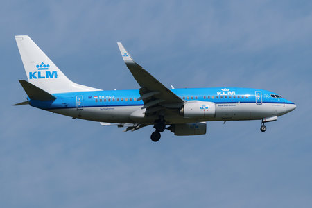Boeing 737-700 - PH-BGU operated by KLM Royal Dutch Airlines