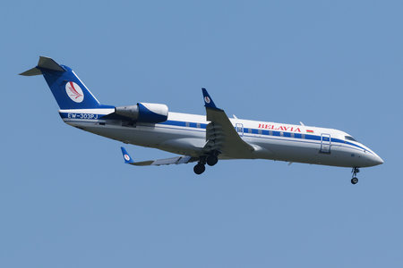 Bombardier CRJ200LR - EW-303PJ operated by Belavia Belarusian Airlines