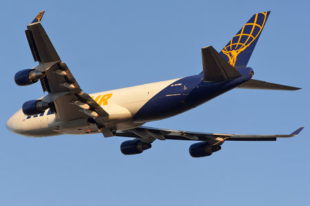 Boeing 747-400F - N477MC operated by Atlas Air