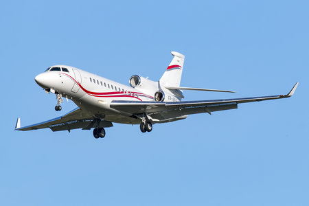 Dassault Falcon 7X - CS-EFG operated by Executive Jet Management Europe