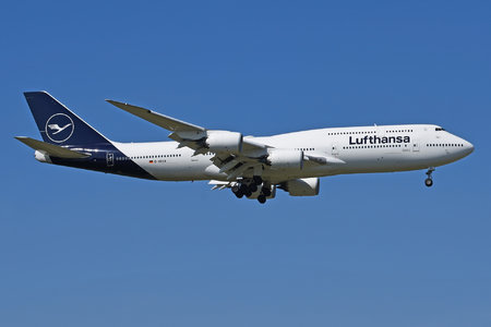 Boeing 747-8 - D-ABYA operated by Lufthansa