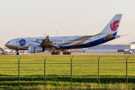 Airbus A330-243 - B-6076 operated by Air China