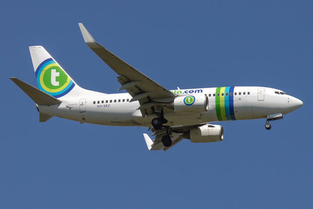 Boeing 737-700 - PH-XRZ operated by Transavia Airlines