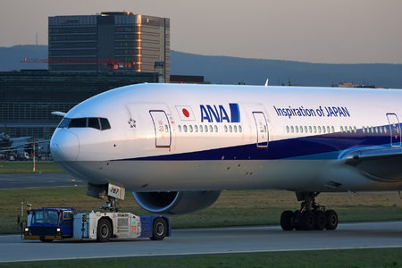 Boeing 777-300ER - JA787A operated by All Nippon Airways (ANA)