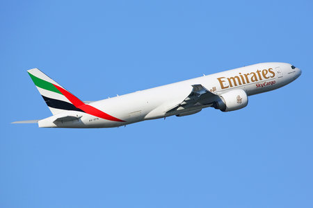 Boeing 777F - A6-EFN operated by Emirates SkyCargo