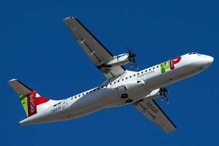 ATR 72-600 - CS-DJG operated by TAP Express
