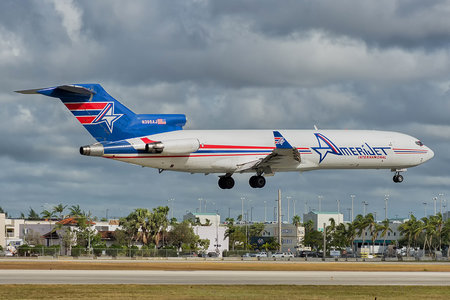 Boeing 727-200F Advanced - N395AJ operated by Amerijet International
