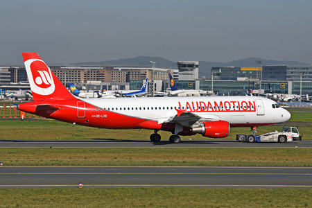 Airbus A319-112 - OE-LOE operated by LaudaMotion GmbH