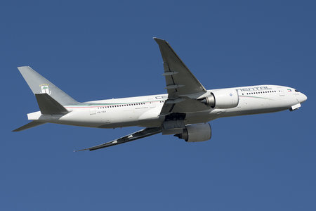 Boeing 777-200LR - CS-TQX operated by Ceiba Intercontinental