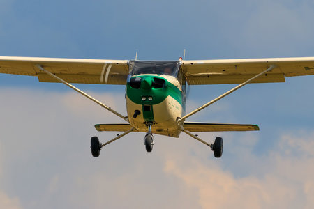 Cessna 172M Skyhawk - HA-JDA operated by CAVOK Aviation Training