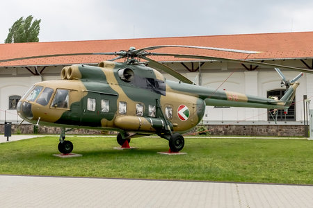 Mil Mi-8S - 416 operated by Magyar Légierő (Hungarian Air Force)