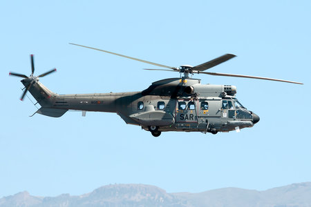 Airbus Helicopters H215 Super Puma - HD.21-17 operated by Ejército del Aire (Spanish Air Force)