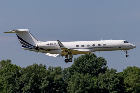 Gulfstream GV - N626JE operated by Private operator