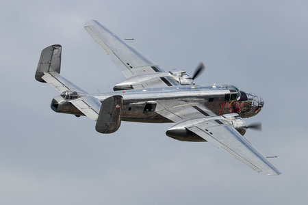 North American B-25J Mitchell - N6123C operated by The Flying Bulls