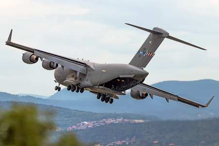 Boeing C-17A Globemaster III - 02 operated by NATO Strategic Airlift Capability (SAC)