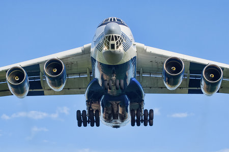 Ilyushin Il-76TD-90 - 4K-AZ101 operated by Silk Way Airlines