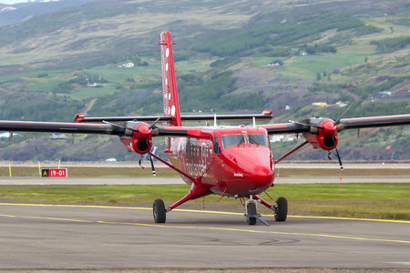 De Havilland Canada DHC-6-300 Twin Otter - TF-POF operated by Nordlandair