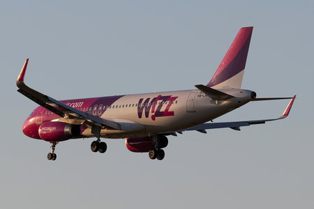 Airbus A320-232 - HA-LWT operated by Wizz Air