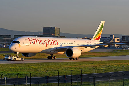 Airbus A350-941 - ET-ATQ operated by Ethiopian Airlines