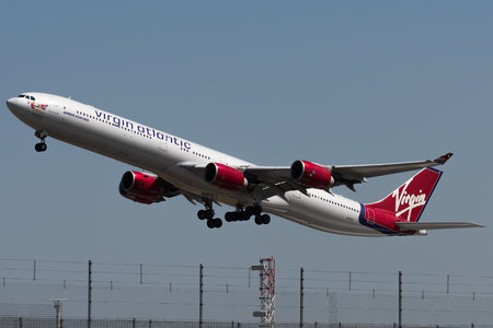 Airbus A340-642 - G-VFIT operated by Virgin Atlantic Airways