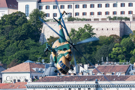 Mil Mi-17 - 702 operated by Magyar Légierő (Hungarian Air Force)