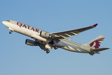 Airbus A330-202 - A7-ACB operated by Qatar Airways