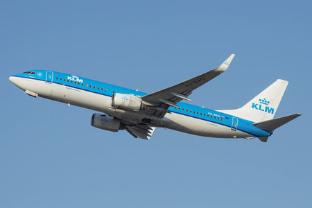 Boeing 737-800 - PH-BXG operated by KLM Royal Dutch Airlines